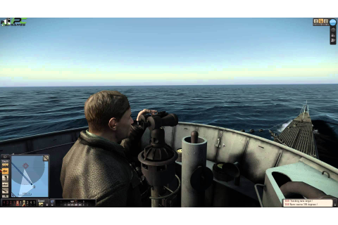 Silent Hunter 5 Battle of the Atlantic PC Game Free Download