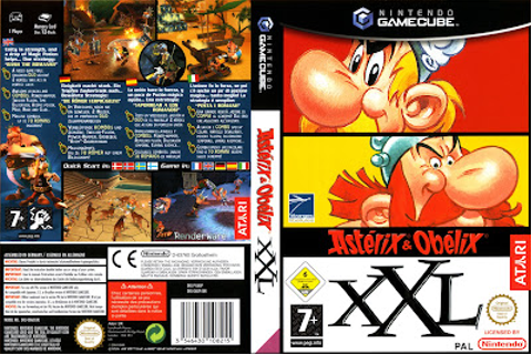 GAME PS2: ASTERIX & OBELIX XXL