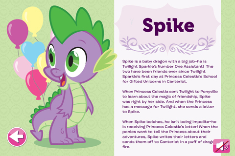 Image - Teacher for a Day - Spike's profile.png | My ...