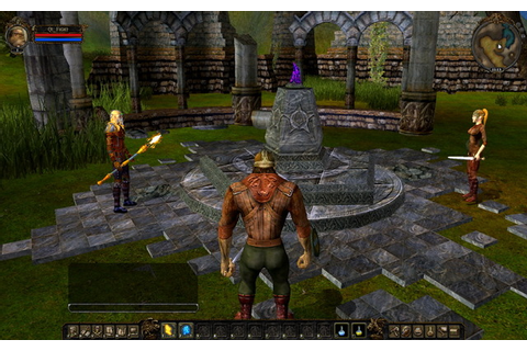 Download Free Dungeon Lords MMXII Pc-Game Full Version