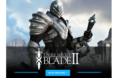 Infinity Blade II Is IGN's Free iOS Game of the Month ...