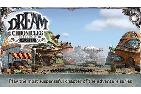 Dream Chronicles: The Book Of Water Collector's Edition ...