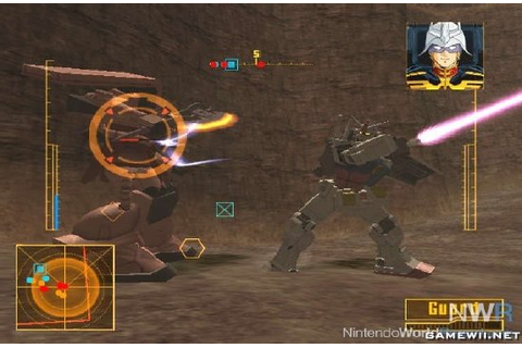 Mobile Suit Gundam MS Sensen 0079 - Download Game Nintendo