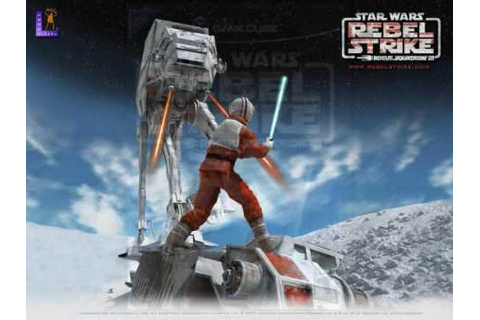 Star Wars Rogue Squadron III: Rebel Strike - Main Theme ...