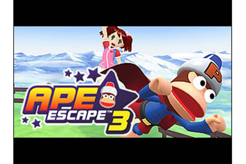 Ape Escape 3 Review for PlayStation 2 (2006) - Defunct Games