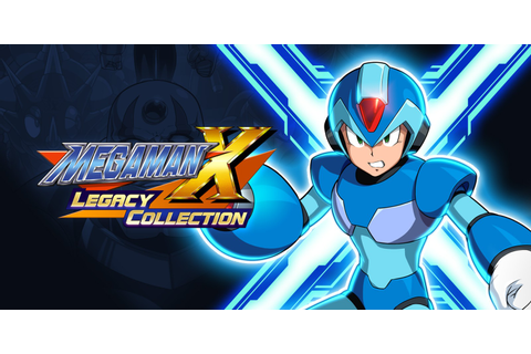 Mega Man X Legacy Collection | Nintendo Switch download ...
