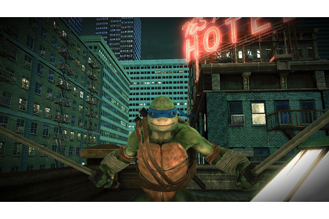 'Teenage Mutant Ninja Turtles: Out Of The Shadows' Game ...