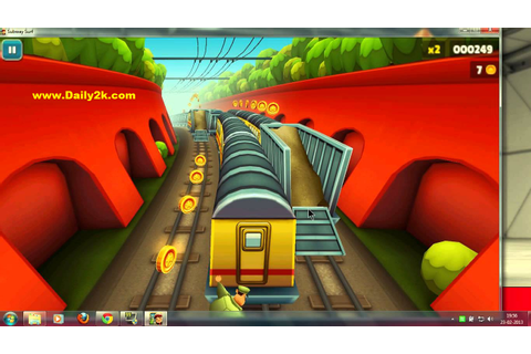 Subway Surfers Games Play Free On Game Game ...