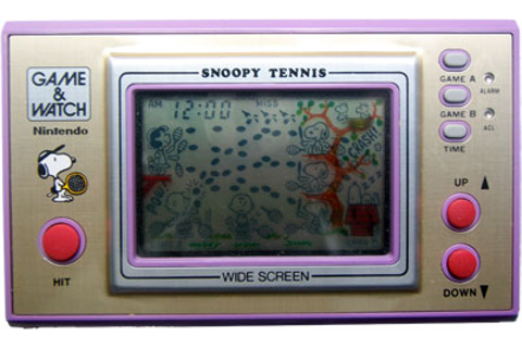 Snoopy Tennis - The Nintendo Wiki - Wii, Nintendo DS, and ...