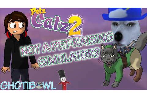 The STRANGEST Game I've Ever Played | Petz Catz 2/ Petz ...