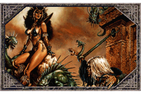 Download Dark Queen of Krynn, The | Abandonia