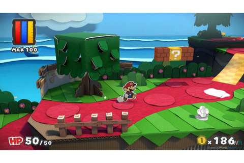 Paper Mario: Color Splash - Game - Nintendo World Report