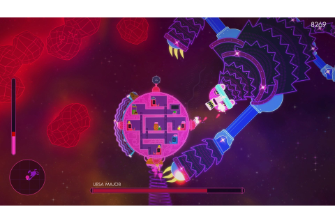 'Lovers in a Dangerous Spacetime' is a delightful (space ...