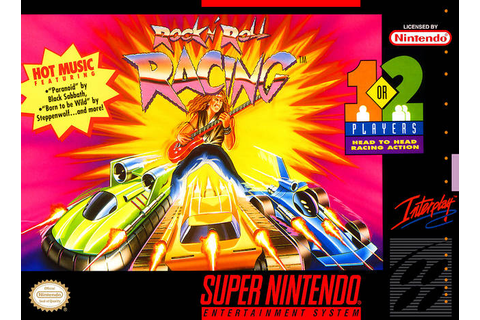 Video Game After Life: Bad Box Art of the Week: Rock N ...
