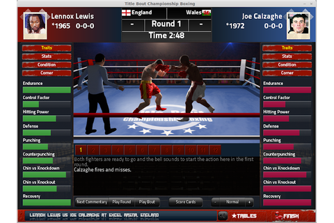 Title Bout Championship Boxing full game free pc, download ...
