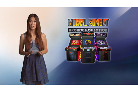 Mortal Kombat: Arcade Kollection Release Date (August 30th ...