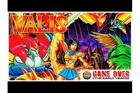 Game Over: Valis - The Fantasm Soldier (Genesis & PC ...