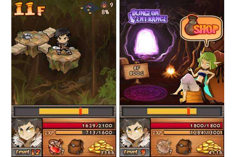 Deep Deep Dungeon Unlimited Gold MOD APK Android Download