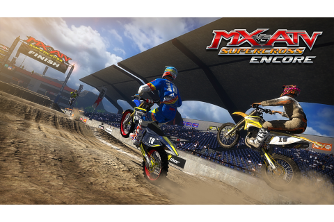 MX vs. ATV Supercross Encore on Steam