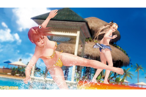 Dead or Alive Xtreme 3 PS4 Isn't Planned for Western ...