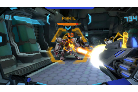 Metroid Prime Federation Force Recensione