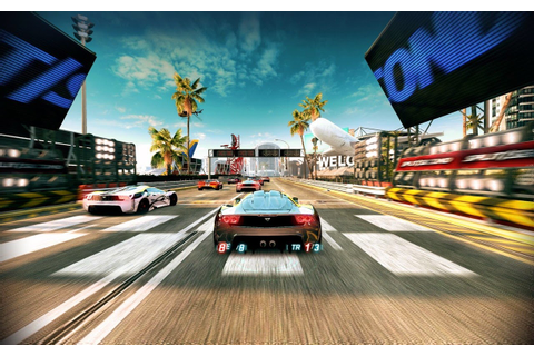 GAMES ZONE: Split Second Velocity Download Racing Game For PC