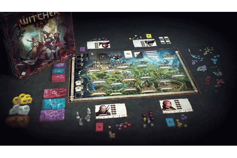 The Witcher board / digital versions of the game coming in ...