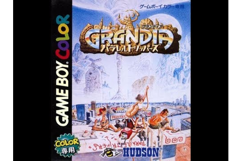 Grandia: Parallel Trippers Playthrough #00 Game Duel - YouTube