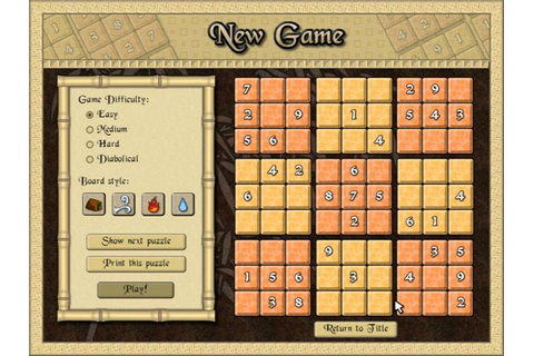 Sudoku Quest | GameHouse