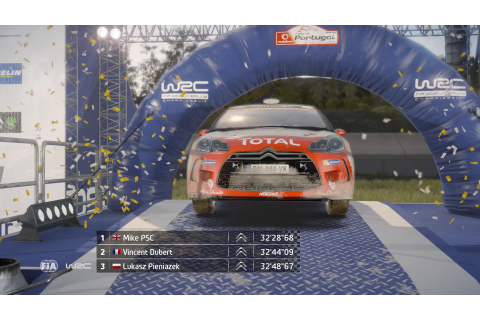 Wrc fia world rally championship ps3 gameplay : crafbiza