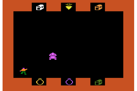 AtariAge - Atari 2600 Screenshots - Sword of Saros (Starpath)