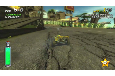 Smash Cars Arcade Racing Game HD PlayStation Network ...