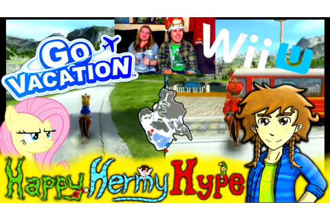 Go Vacation ! Gameplay GER WII U - YouTube