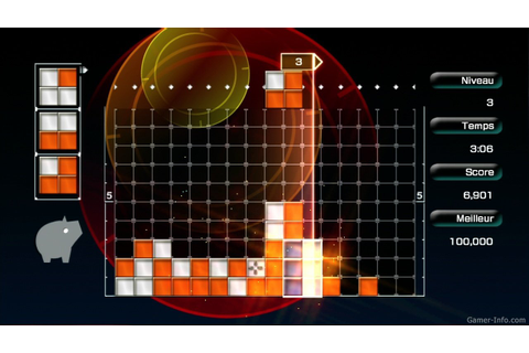 Lumines Live! (2006 video game)