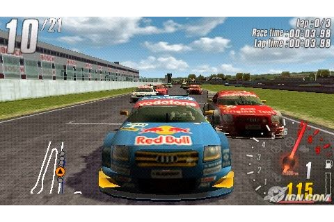 Race Driver 2006 – PSP Game | 88 Download