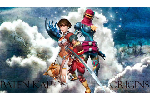 Baten Kaitos Origins, le patch de traduction FR arrive ...