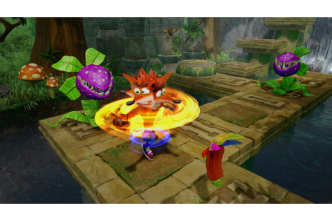Te mostramos un gameplay de Crash Bandicoot 2 Remastered