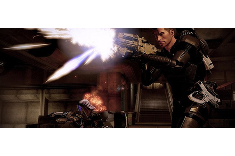 Mass Effect 2: Lair of the Shadow Broker - Game ...