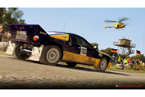 DiRT Rally Free Download - Game Maza