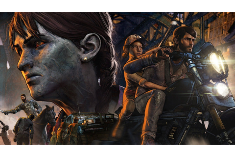 The Walking Dead: The Telltale Series - A New Frontier ...