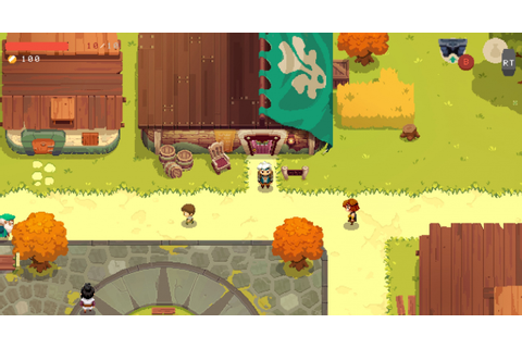Shopkeeping RPG Adventure Moonlighter Will Go Physical On ...