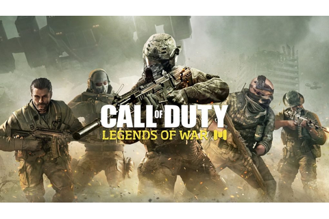 New 'Call of Duty: Legends of War' Mobile Game launches on ...