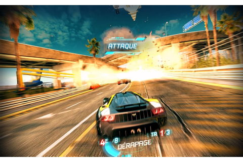 Free Download PC Games and Software: Split Second Velocity ...