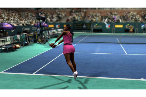 REVIEW: Virtua Tennis 4 - Ackratte Games