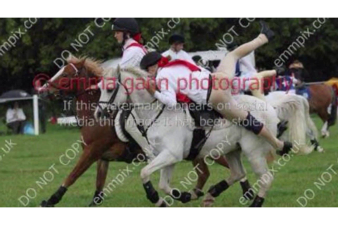 mounted games pony club championships 2015 - YouTube