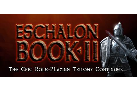 Eschalon: Book II on Steam