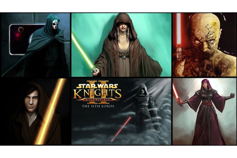 Прохождение Star Wars Knights of the Old Republic 2 The ...
