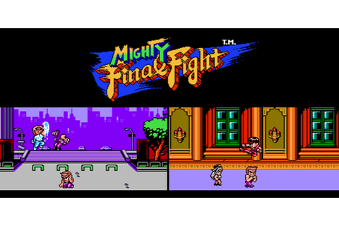 Mighty Final Fight | NES | Games | Nintendo