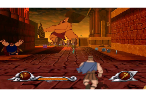 Hercules The Action Game Walkthrough : Level 7 - Cyclop's ...