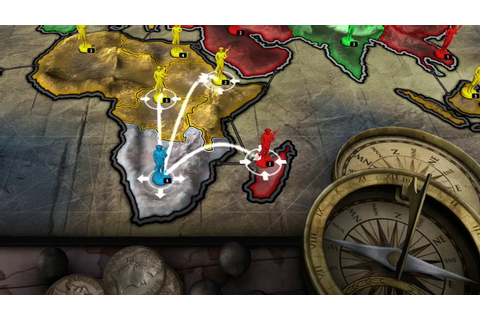 RISK - The Game of Global Domination - YouTube
